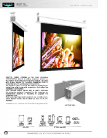 DATA SHEET GIOTTO HOME CINEMA