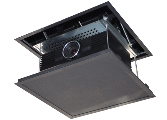 Screen International Ceiling Tile Holder for projector lift SI-30, SI-100, SI-200 and SI-H100