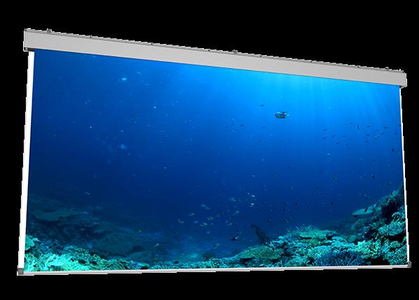 Screen International Cine Pro 1200cm wide Screen, Micro Holes surface