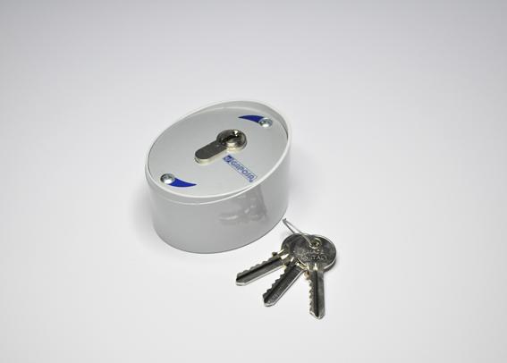 Screen International - Key Switch