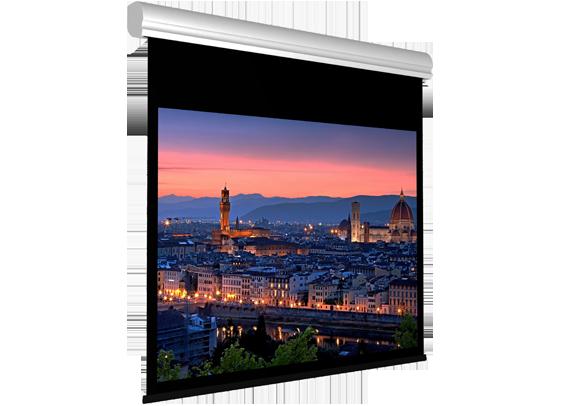Tiziano Home Cinema - VA 160cm x 90cm - 16:9 Format - Electric Screen - 4KUHD Surface